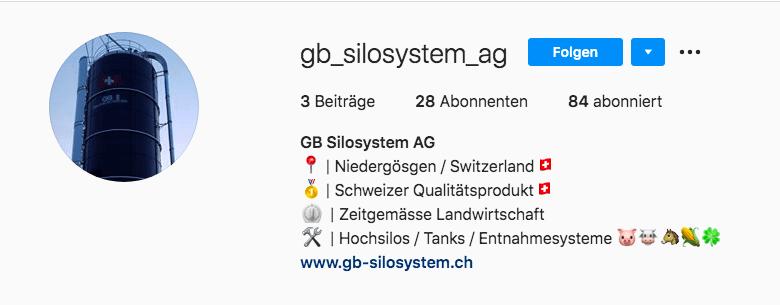 GB Silo System AG